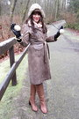 Leather-franco-sarto-boots