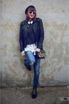 Choies boots - asos bag