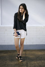 Black-lego-clutch-niclaire-bag-off-white-language-lifewithbird-shorts