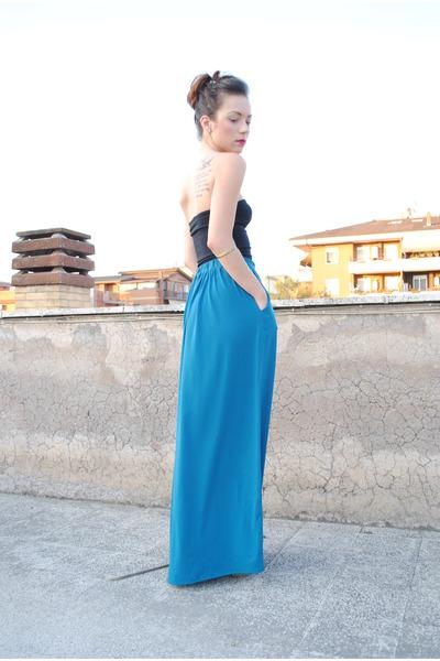 long skirt DIY skirt