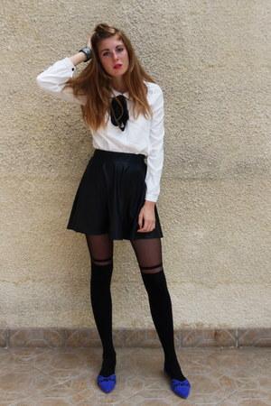 pleated skirt Pull & Bear skirt - New Dress shirt