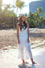 Lace-piperlime-dress-panama-hat-forever-21-hat-statement-jcrew-necklace