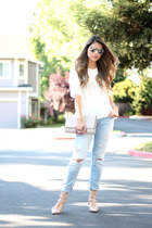 leather Valentino shoes - jeans abercrombie and fitch jeans