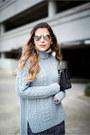 Charcoal-gray-stuart-weitzman-boots-light-blue-turtleneck-ann-taylor-sweater