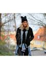 Black-zara-hat-black-mango-jacket-black-h-m-pants