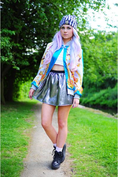 Hardy Punglia skirt - Hardy Punglia hat - Hardy Punglia jacket