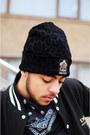 Black Hardy Punglia Hats