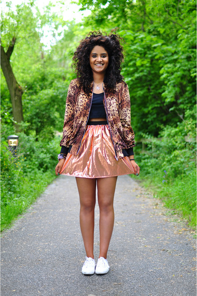 bronze The Left bank by Hardy Punglia skirt