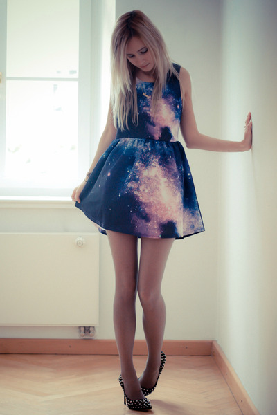 galaxy chicnova dress