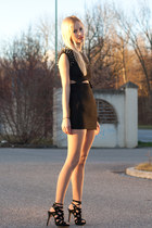 studded beginning boutique dress