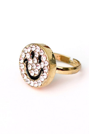 the pretty junk ring