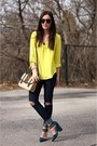 Yellow-nordstrom-top