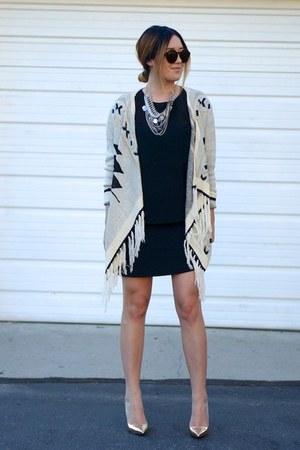 black shift piperlime dress