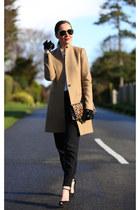 Zara shoes - All Saints coat