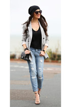 7 for all mankind jeans - H&M blazer