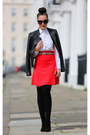 Whistles-jacket-reiss-skirt