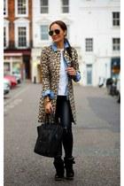 Zara shirt - Isabel Marant sneakers