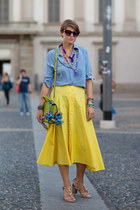 Elisa Nalin during Milan Fashion Week