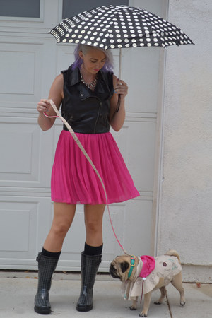 hot pink pink Old Navy skirt - Boot World boots
