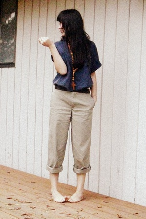 Target pants - shirt