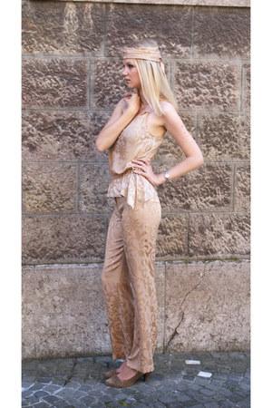 silk Lolita Lempicka top - silk Lolita Lempicka pants
