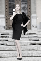 draped Luisa Spagnoli dress