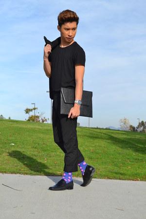portfolio Zara bag - polkadot SOXKS socks