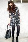 Black-random-from-bangkok-dress-black-topshop-tights-black-jeffrey-campbell-