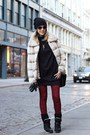 Black-rugby-ralph-lauren-hat-ivory-cosmode-coat-red-big-star-jeans