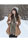 Brown-ankle-boots-steve-madden-boots-camel-wool-pink-martini-coat