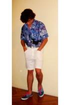 H&M shirt - H&M shorts - H&M shoes