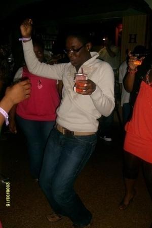 Prada glasses - Guess sweater - American Eagle belt - Guess jeans - Rocket Dog s