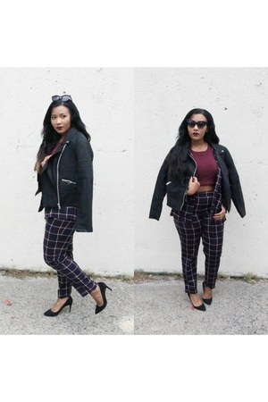 asos jacket - asos pants