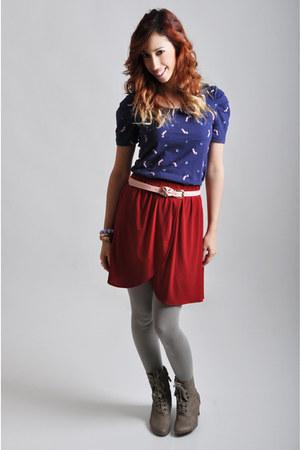 oh my london skirt