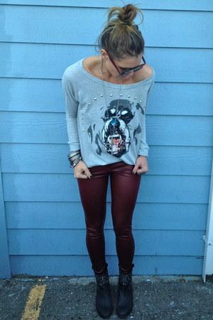 Timeless sweatshirt - Timeless leggings - Timeless sunglasses