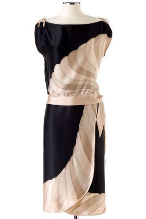 black Dynale dress