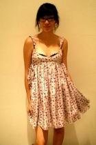 DKNY dress - bra