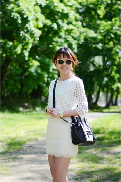 Choies dress - OASAP bag