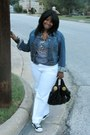 Navy-gap-jacket-black-gucci-bag-heather-gray-ebay-t-shirt
