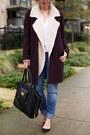 Crimson-wool-aritzia-coat-off-white-sweater-free-people-coat