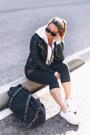 Black-leather-jacket-aritzia-jacket-white-sneakers-converse-sneakers