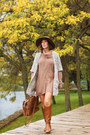 Brown-riding-sole-society-boots-light-brown-sweater-left-on-houston-dress