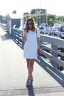 White-mini-dress-darling-dress-tawny-rebecca-minkoff-bag