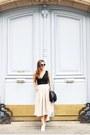 Light-pink-midi-aritzia-skirt