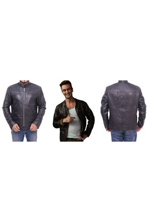 genuine leather Topcelebsjackets jacket