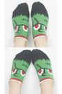 Chartreuse-tprbt-socks