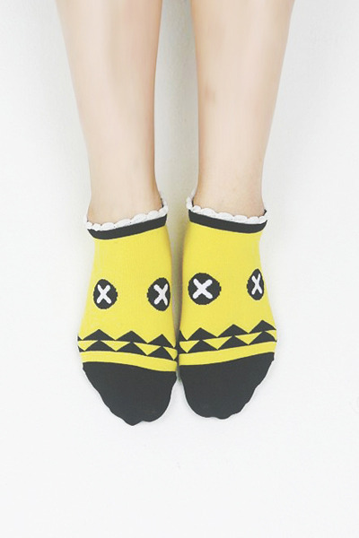 yellow TPRBT socks