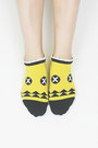Yellow-tprbt-socks