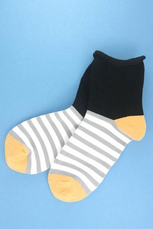 black TPRBT socks