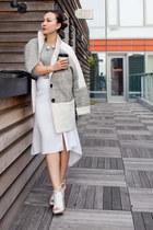 fewmoda coat - Zara skirt